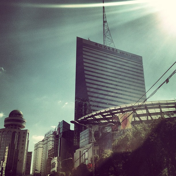 January_31__2013_at_1153AM_Sunny_day_in_Kunming.